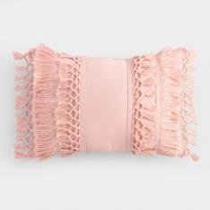 worldmarket_blush_fringe_pillow