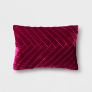target_pleated_velvet_pillow