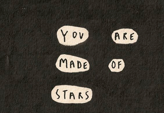 you_are_made_of_stars_print