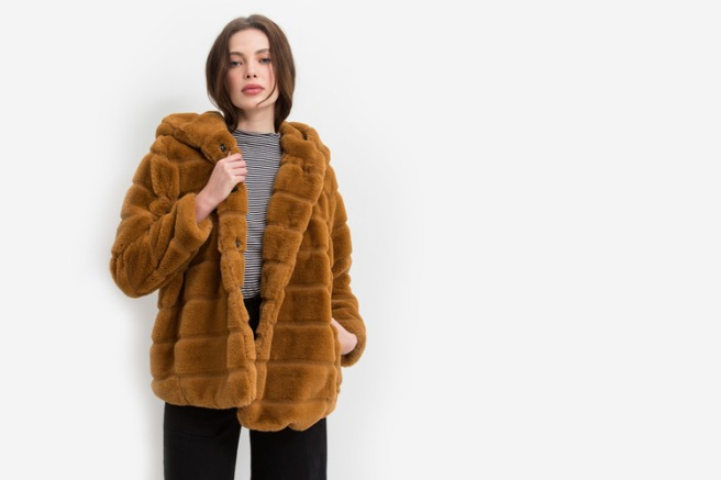 Apparis_FauxFurGoldieJacket_Chestnut