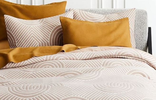cb2_crescente_copper_duvet_cover