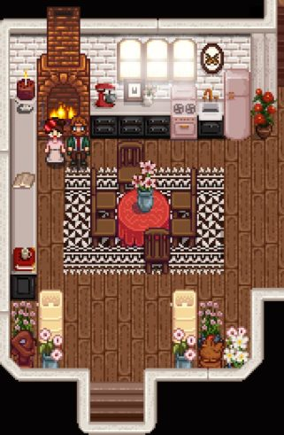 LovelyStardewValleyKitchen